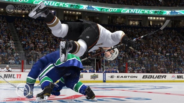 NHL 11 Screenshot #47 for Xbox 360