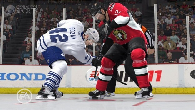NHL 11 Screenshot #48 for Xbox 360