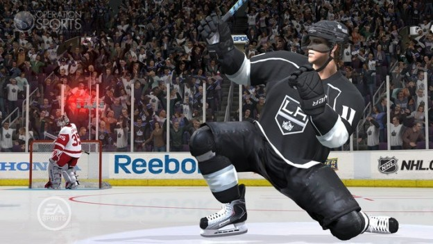 NHL 11 Screenshot #49 for Xbox 360