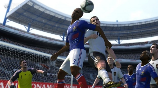 Pro Evolution Soccer 2011 Screenshot #37 for Xbox 360