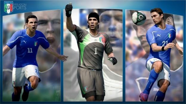 Pro Evolution Soccer 2011 Screenshot #38 for Xbox 360