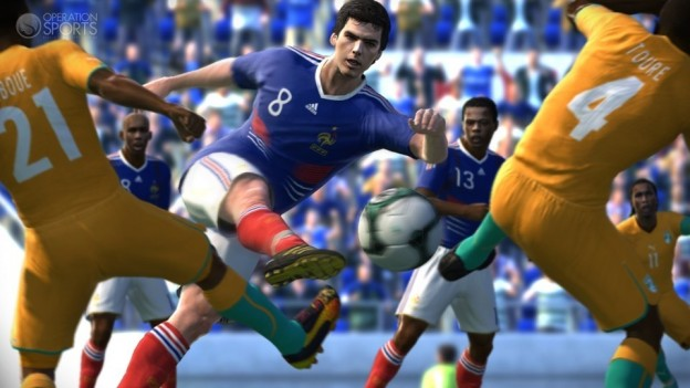 Pro Evolution Soccer 2011 Screenshot #40 for Xbox 360