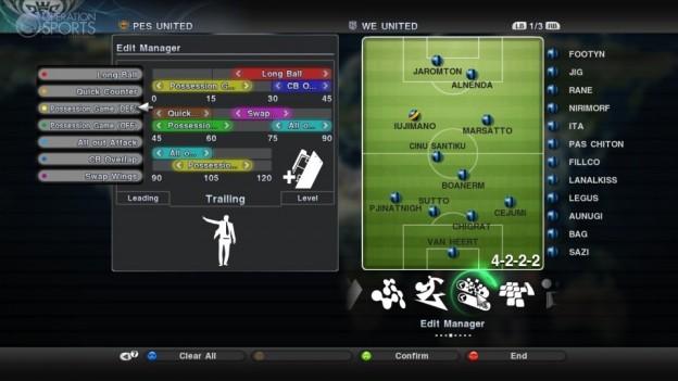 Pro Evolution Soccer 2011 Screenshot #43 for Xbox 360
