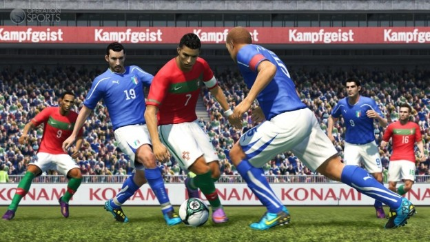 Pro Evolution Soccer 2011 Screenshot #10 for PS3