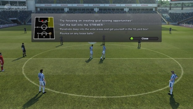 Pro Evolution Soccer 2011 Screenshot #11 for PS3