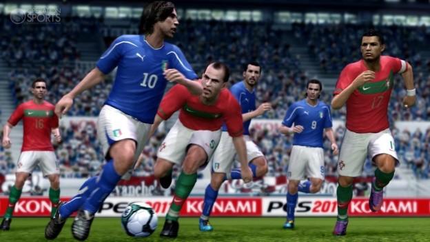 Pro Evolution Soccer 2011 Screenshot #13 for PS3