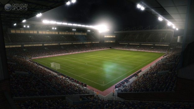 Pro Evolution Soccer 2011 Screenshot #15 for PS3