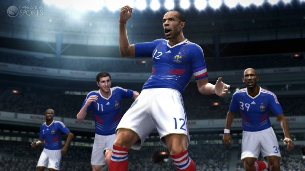 Pro Evolution Soccer 2011 Screenshot #20 for PS3