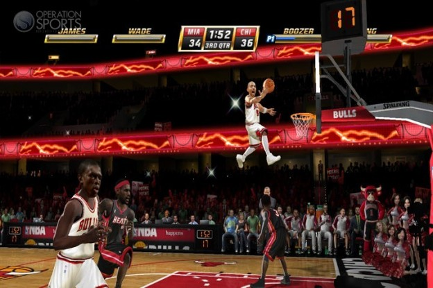 EA Sports NBA JAM Screenshot #9 for Wii