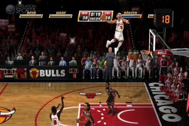 EA Sports NBA JAM Screenshot #10 for Wii