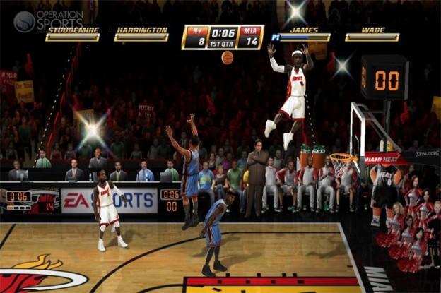 EA Sports NBA JAM Screenshot #12 for Wii