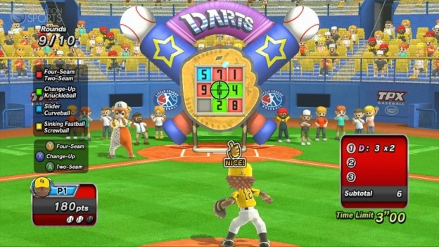 Little League World Series Baseball 2010 Screenshot #1 for Xbox 360