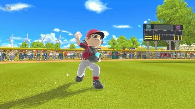 Little League World Series Baseball 2010 Screenshot #2 for Xbox 360