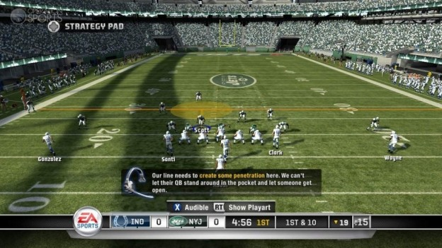 Madden NFL 11 Screenshot #177 for Xbox 360