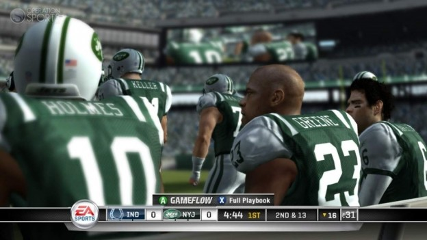 Madden NFL 11 Screenshot #178 for Xbox 360