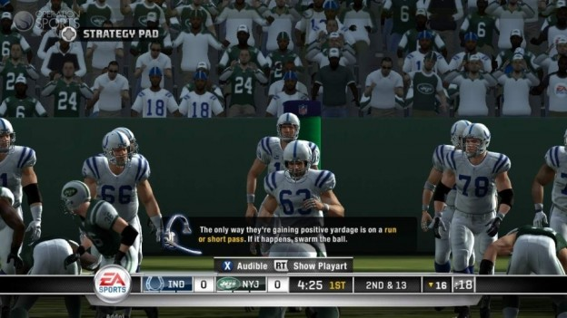Madden NFL 11 Screenshot #179 for Xbox 360