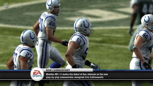 Madden NFL 11 Screenshot #181 for Xbox 360