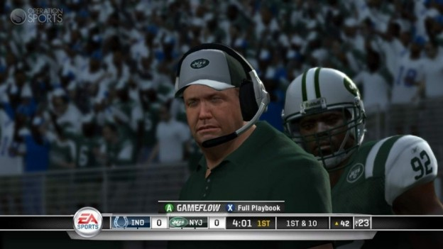 Madden NFL 11 Screenshot #182 for Xbox 360