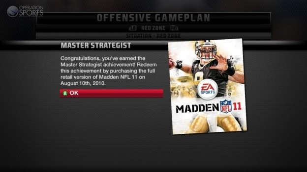 Madden NFL 11 Screenshot #188 for Xbox 360