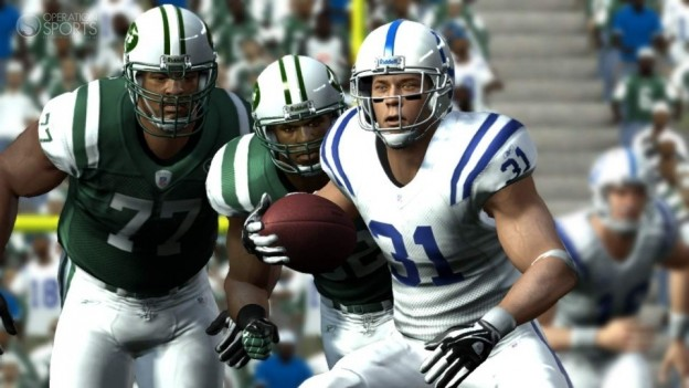 Madden NFL 11 Screenshot #198 for Xbox 360