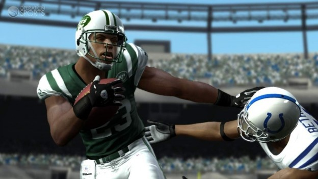 Madden NFL 11 Screenshot #201 for Xbox 360