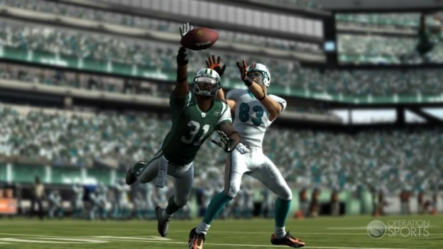 Madden NFL 11 Screenshot #213 for Xbox 360