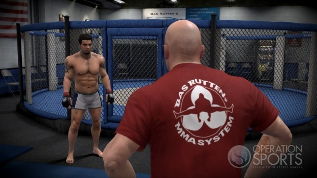 EA Sports MMA Screenshot #49 for Xbox 360