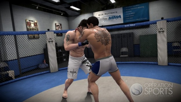 EA Sports MMA Screenshot #50 for Xbox 360