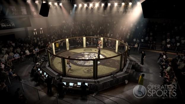 EA Sports MMA Screenshot #51 for Xbox 360