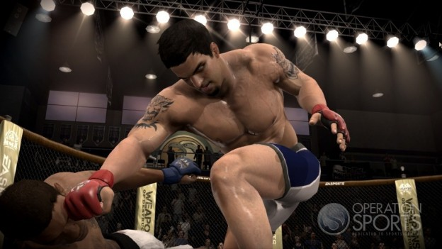 EA Sports MMA Screenshot #52 for Xbox 360