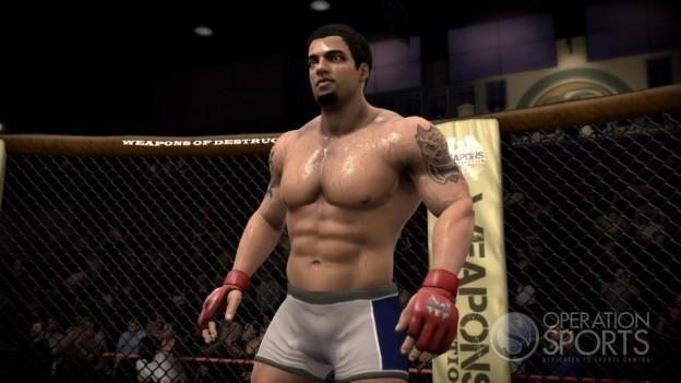 EA Sports MMA Screenshot #53 for Xbox 360