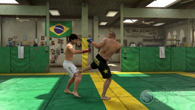 EA Sports MMA Screenshot #54 for Xbox 360