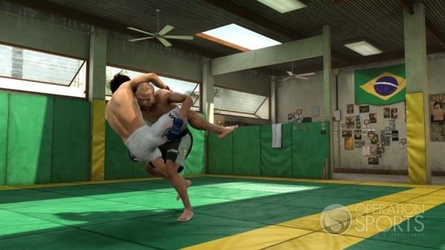 EA Sports MMA Screenshot #55 for Xbox 360