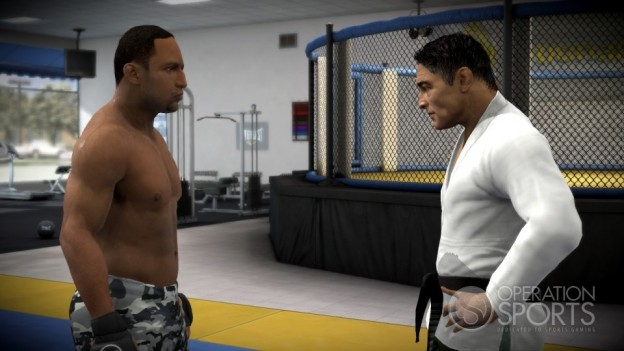 EA Sports MMA Screenshot #56 for Xbox 360