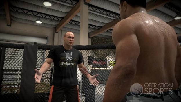 EA Sports MMA Screenshot #58 for Xbox 360
