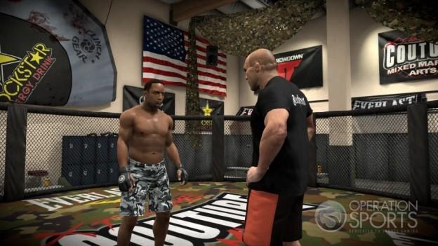 EA Sports MMA Screenshot #59 for Xbox 360