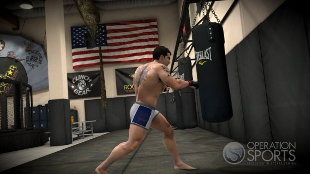 EA Sports MMA Screenshot #60 for Xbox 360