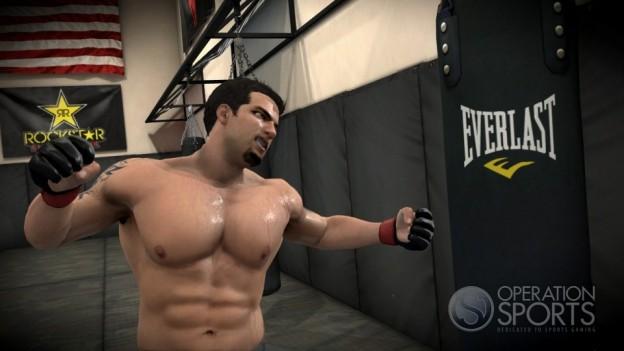 EA Sports MMA Screenshot #61 for Xbox 360