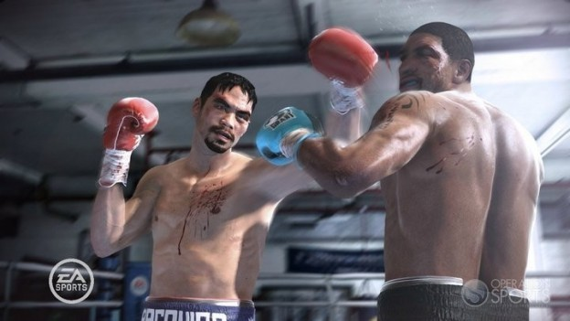 Fight Night Champion Screenshot #1 for Xbox 360