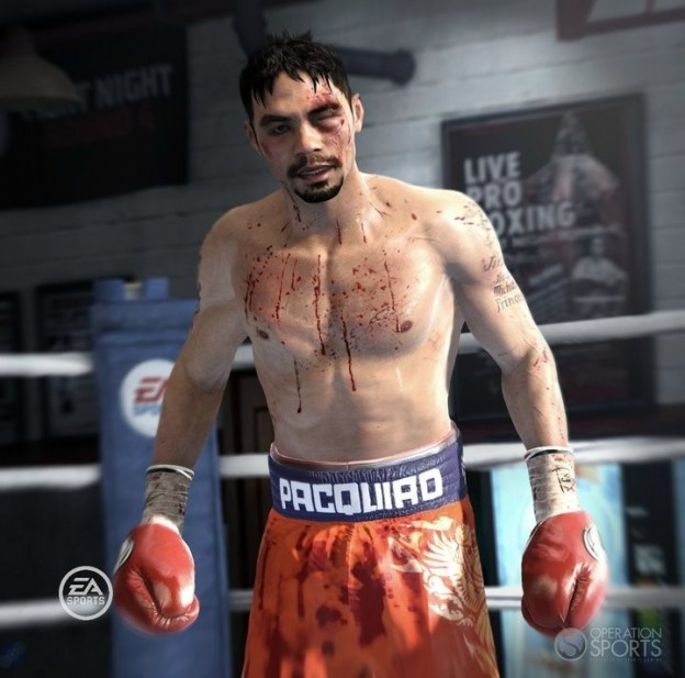 Fight Night Champion Screenshot #2 for Xbox 360