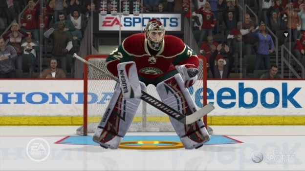 NHL 11 Screenshot #50 for Xbox 360