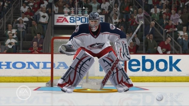 NHL 11 Screenshot #53 for Xbox 360