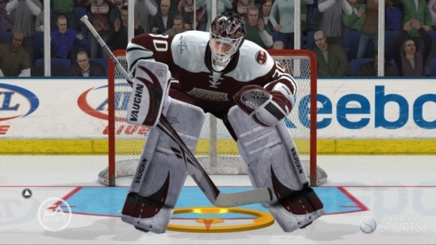 NHL 11 Screenshot #54 for Xbox 360