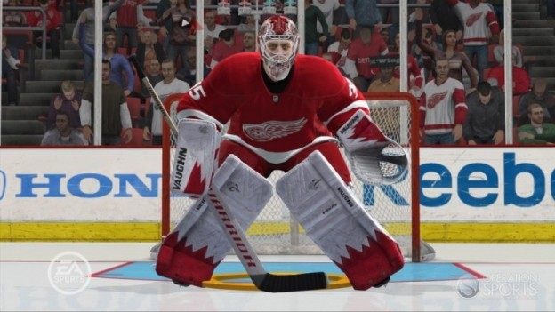 NHL 11 Screenshot #39 for PS3