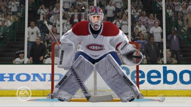 NHL 11 Screenshot #44 for PS3