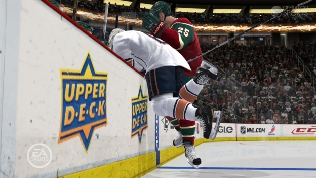 NHL 11 Screenshot #48 for PS3