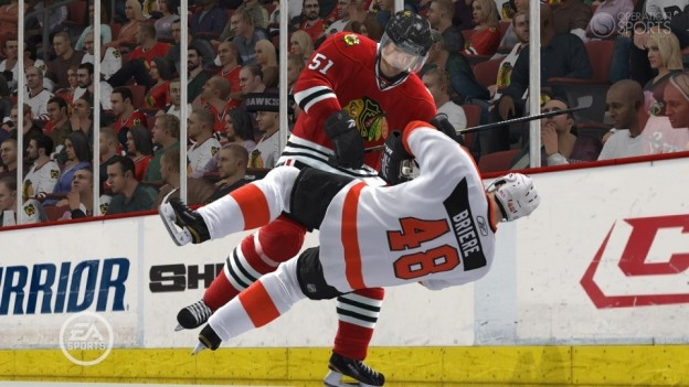 NHL 11 Screenshot #49 for PS3
