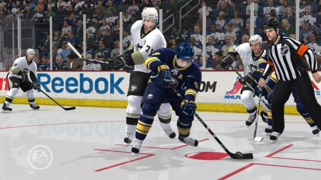 NHL 11 Screenshot #58 for Xbox 360