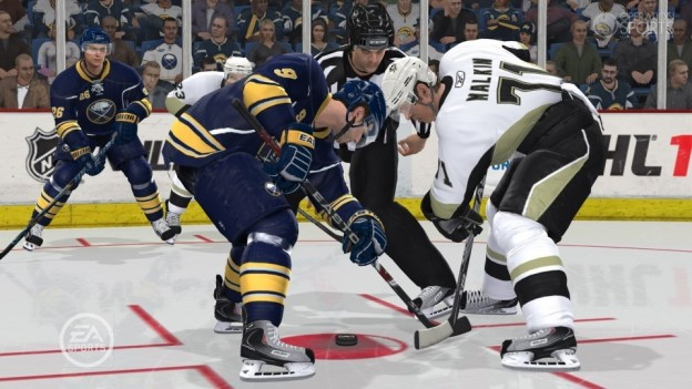 NHL 11 Screenshot #59 for Xbox 360