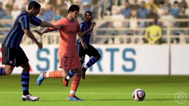 FIFA Soccer 11 Screenshot #2 for PC